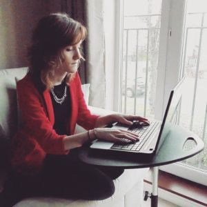 Natasha Orme - Writer, Reader & Lover of Words